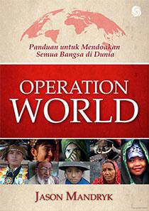 Operation World (Indonesian, ebook)